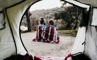 Los sitios más bonitos para hacer camping en Jaén